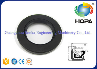 Shock Resistant TC Oil Seal AP2388E With FKM + IRON Materials , High Elongation